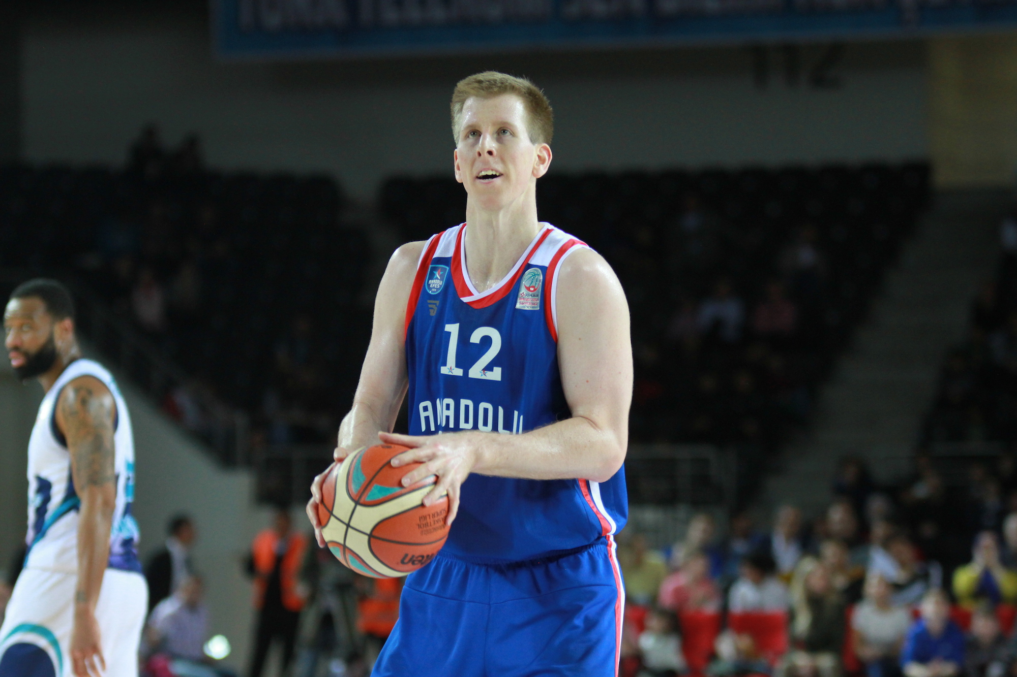 Brock Motum on Euroleague, the Boomers and the NBL