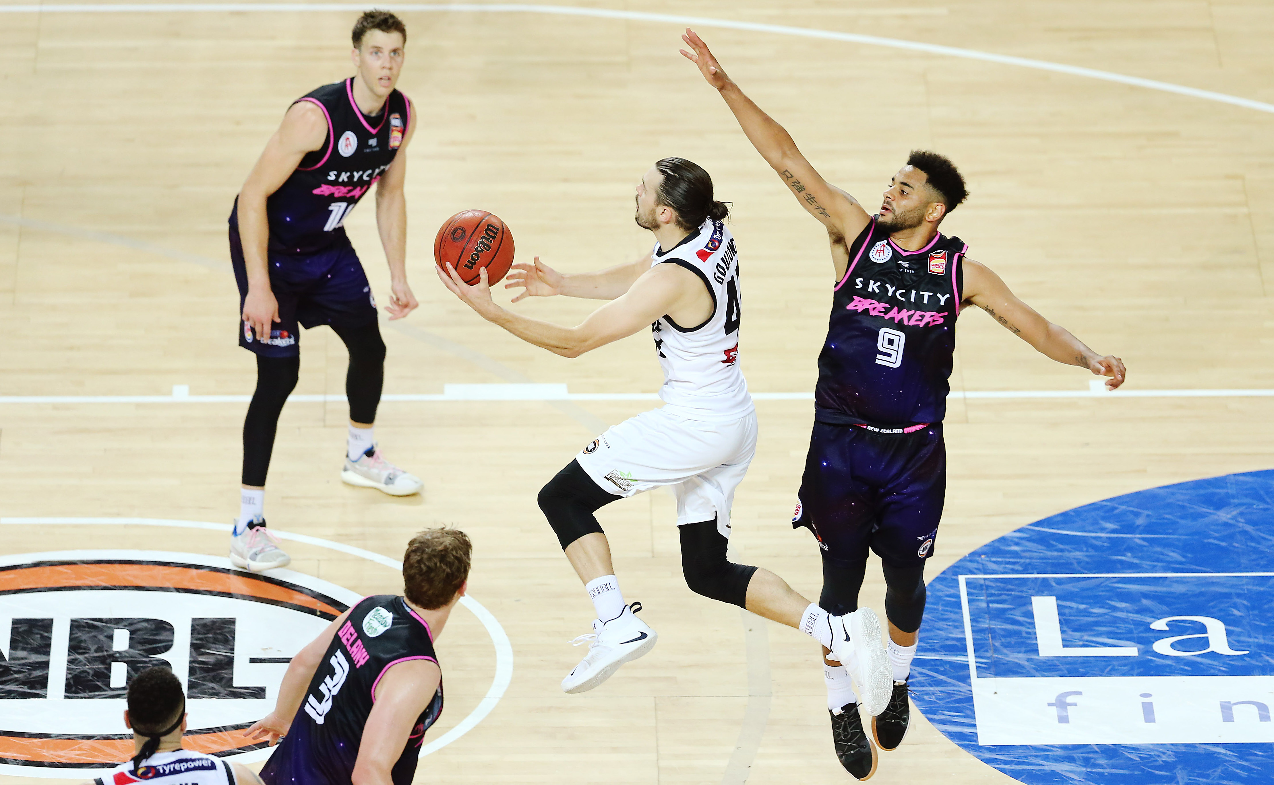 NBL Players, Coaches at the FIBA World Cup