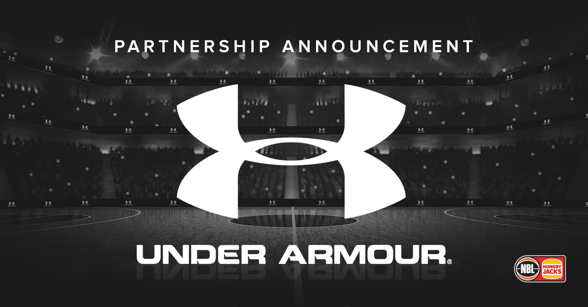 Under Armour Extends NBL Partnership