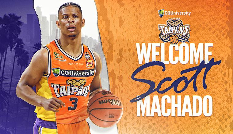 Cairns confirm LA's Scott Machado