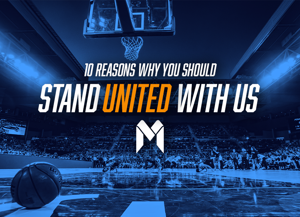 10 reasons why you should become a Melbourne United member