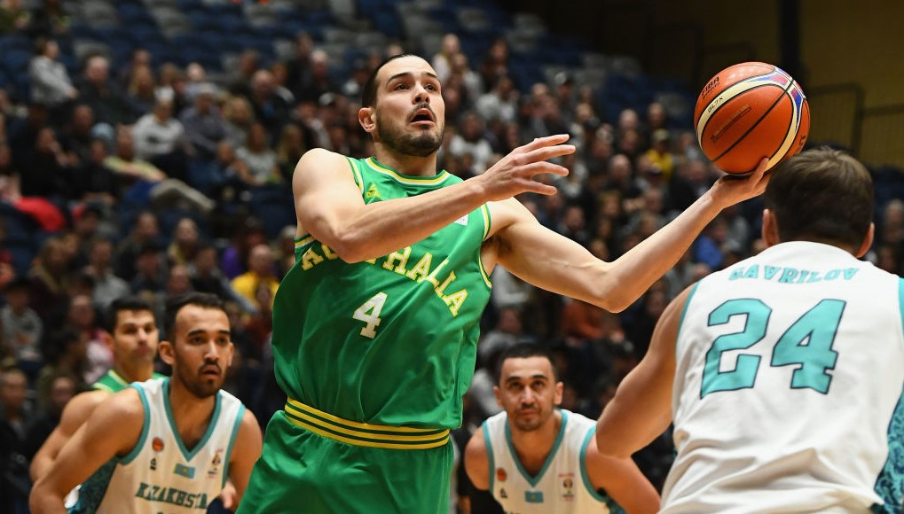 Melbourne United stars feature in Boomers World Cup squad