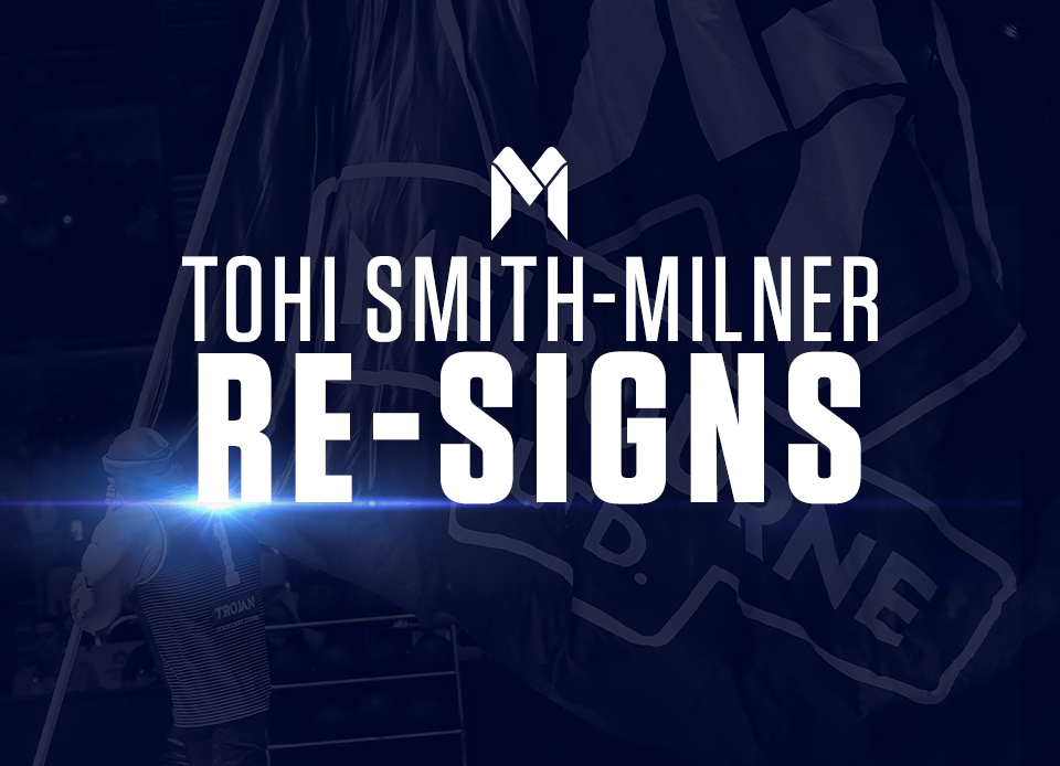 Tohi Smith-Milner is UNITED!