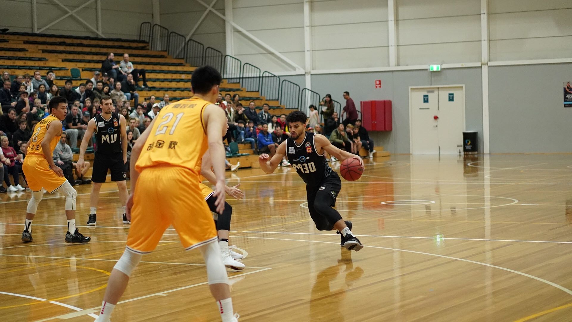 Melbourne United storm home against Zhejiang Guangsha Lions in pre-season match