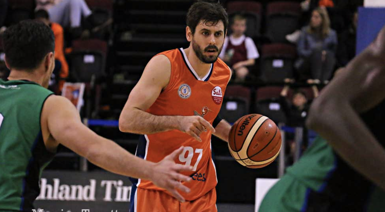 Weeks' Hot NZ NBL Form Continues
