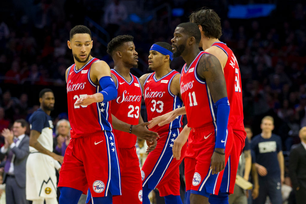 The James Ennis and Ben Simmons bond