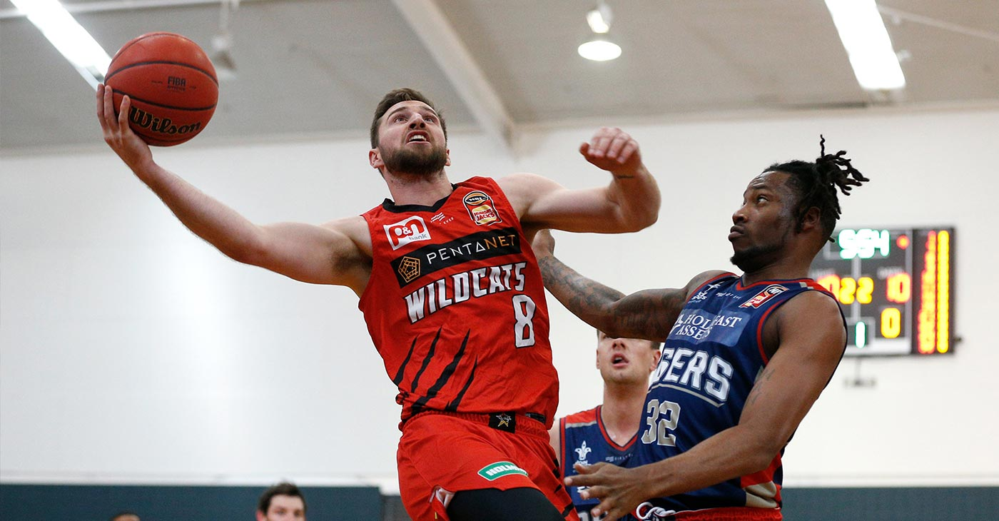 Undermanned Wildcats fall in third pre-season encounter