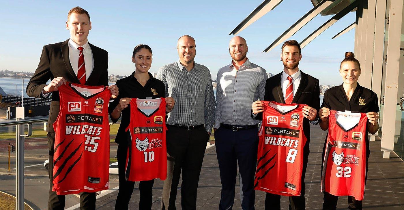 Pentanet join Perth Lynx as principal partners